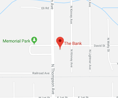 Google Map to Iowa Branch